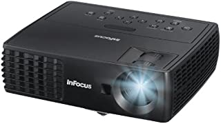 InFocus IN1112 Ultra Mobile Widescreen DLP Projector, 2.75 lbs, WXGA, 2200 Lumens