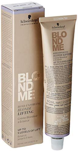 Schwarzkopf BlondMe Bond Enforcing Blonde Lifting Steel Blue 2.02oz.