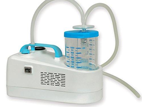 Gima 28279aspirador quirúrgico Aspeed 3, Bomba individual
