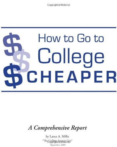 How To Go To College Cheaper