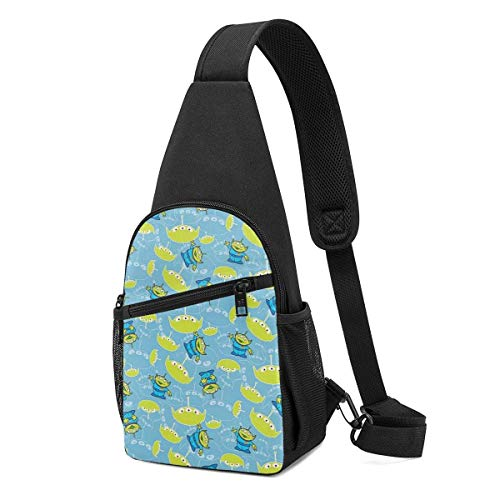 Sling Bag - T-Oy STO-Ry Crossbody Sling Backpack Travel Hiking Chest Bag Daypack for Women Men
