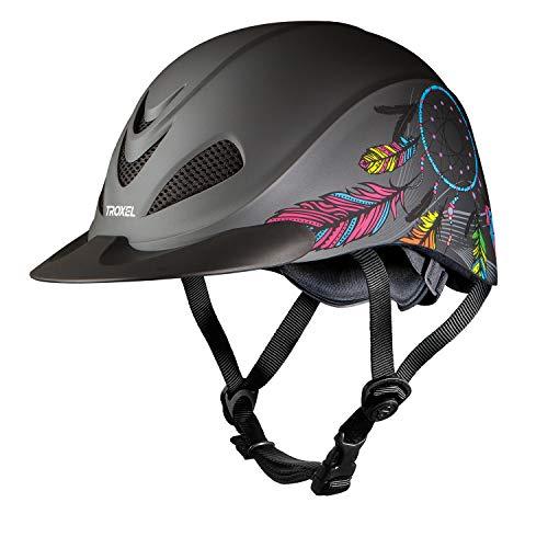 Troxel Rebel Performance Helmet, Dreamcatcher, Medium