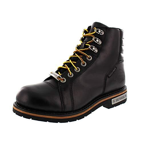 Harley-Davidson Footwear D93584 Stiefel Schwarz, Schuhgröße:EUR 46
