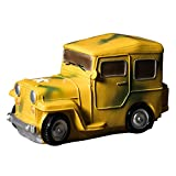 Hucha, Aviones Militares vehículo Militar alcancía deseable / no deseable for el niño Decoración de Escritorio Mini Encantador Tingting ( Color : Desirable , Size : 21*12*12cm )