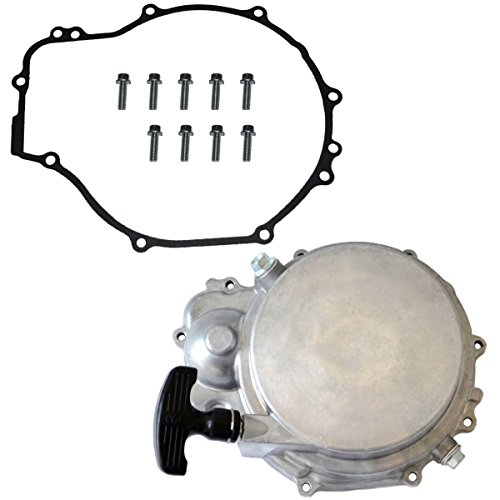 TOP NOTCH PARTS COMPLETE RECOIL STARTER PULL START ASSEMBLY FITS POLARIS SPORTSMAN 500 NIB 1996 1997 1998 1999 2000 2001 2002 2003 2004 2005 2006 2007 2008 2009 2010 2011 FREE FEDEX 2 DAY SHIPPING