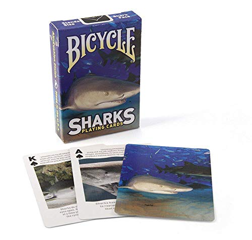 Bicycle Shark Playing Cards