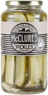 McClure's Garlic Dill Pickles, 32 oz