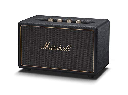 Marshall Acton Altavoz Multi-Room Wi-Fi y Bluetooth - Negro