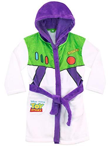 Disney - Robe de Chambre - Toy Story - Garçon - Buzz L'Éclair - Multicolore - 4-5 Ans