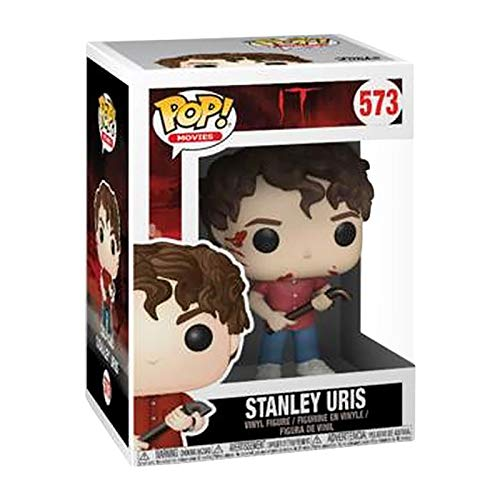 Funko- It-Stanley Uris-New York Toy Fair Figure 573 Figurina, Multicolore, 9 cm, 30021
