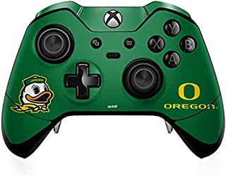 Skinit Decal Gaming Skin Compatible with Xbox One Elite Controller - Officially Licensed College University of Oregon Design