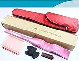 YONGYONGCHONG - Piedino elastico Instep Shaper per danza e danza, in legno massiccio, per l'apparato del corpo, colore rosa