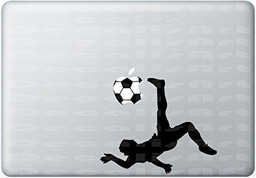 Fußball MacBook Aufkleber Mac Aufkleber MacBook Pro Laptop Aufkleber Vinyl Aufkleber Apple Mac Haut 131517
