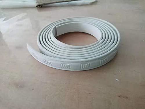 Zhangbl Flexible Moulding Crown Molding Trim for Furniture Door Home Decor 2.5cm x 115