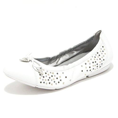 Hogan 89433 Ballerina Wrap Charm Borchie Scarpa Donna Shoes Women [36]