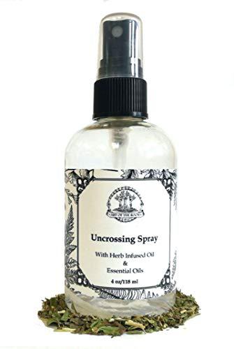Great Price! Uncrossing Spray 4 oz for Negativity, Curses, Spells & Hexes Hoodoo Voodoo Wicca Pagan