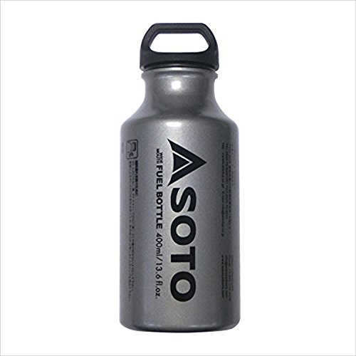 SOTO Muka Lo Flacon d'essence, 400 ML, St de Sod de 700–04