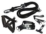 BodyCROSS Premium Sling Trainer   Alta qualità   Made in Germany   10 Anni di Garanzia