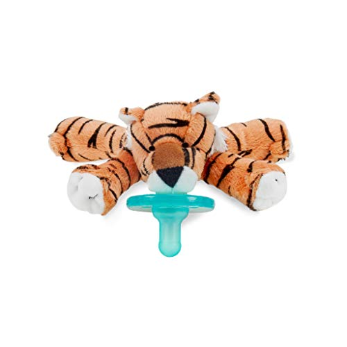 WubbaNub Infant Pacifier - Tiger
