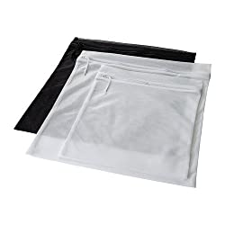 powerful Ikea Pressa laundry bag, set of 3