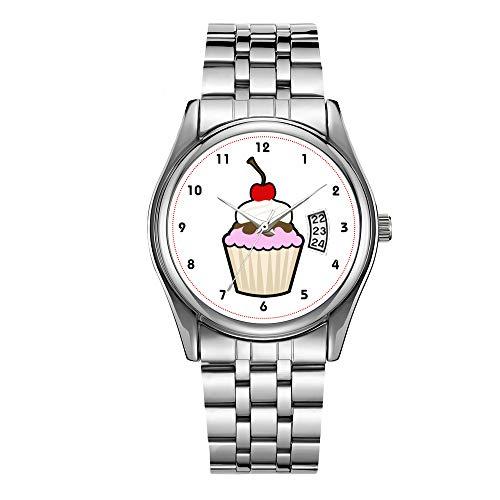 Reloj de lujo de los hombres de 30 m impermeable fecha reloj...