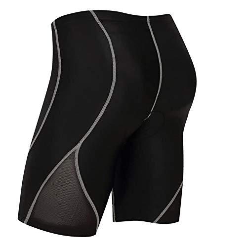 logas Cuissard Cyclisme Shorts Velo avec Sweat...