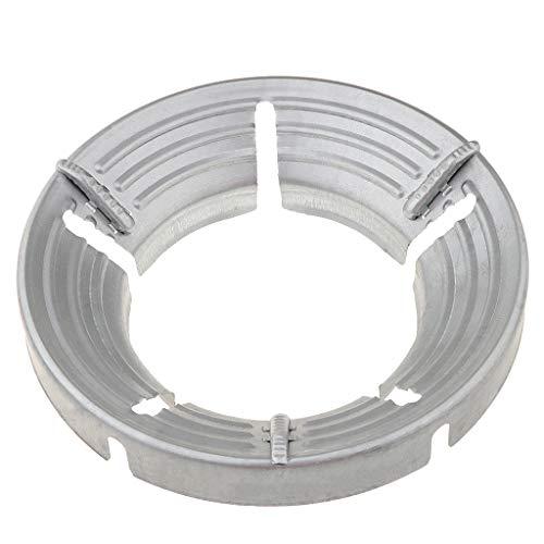 Universal Stahl Wok Pan Support Rack Ständer für Gasherde - B
