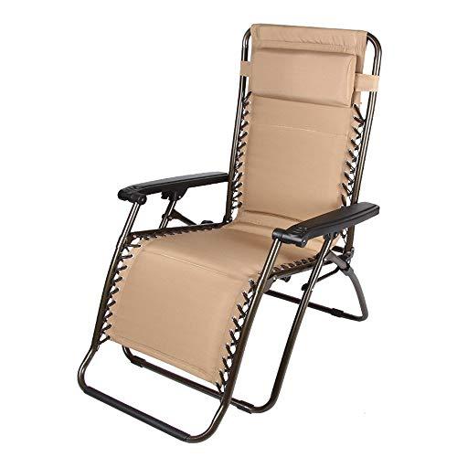 LZMXMYS Sillón Plegable al Aire Libre, sillones reclinables Almuerzo Salón Silla de Oficina Silla Plegable Descanso for Comer Silla del Ocio Silla Mujer Embarazada