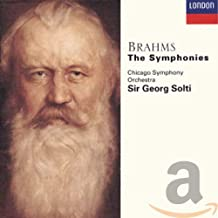Brahms Symphonies Nos.1 4