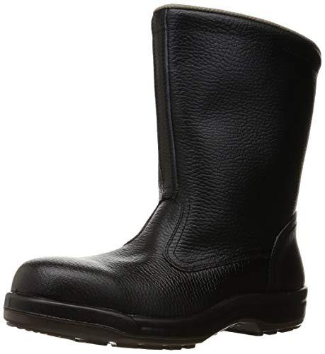 [ミドリ安全] 安全靴 半長靴 JIS規格 CJ040 ブラック 27.0 cm 3E