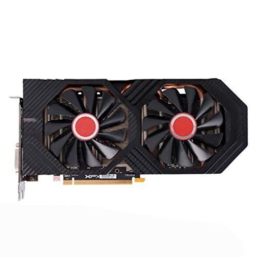 Tarjetas De Gráficos Fit For XFX Radeon RX580 4GB GDDR5 AMD GPU RX 580 4GB PC Tarjeta De Video De Escritorio De Juegos Tarjeta Grafica