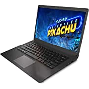Zaith 14.1-inch Thin and Light Laptop (Intel Quad Core Z8350 / 4GB RAM / 32GB Storage (expandable to 256 GB) / Windows 10 Home / USB 3.0 )
