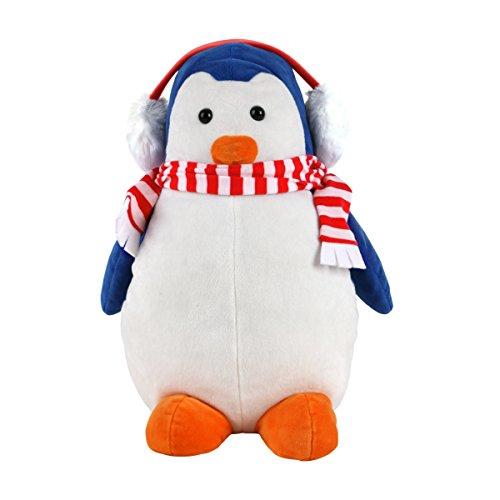 Sahara Blue Winter Penguin Headcover