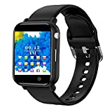 FUNCTIONS : You can use the smart watch to make or answer calls The watch's built-in speaker allows you to listen to your favorite music anywhere Anti-lost alarm function, push notifications, remote camera The watch face is made from durable, modern ...
