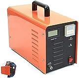 Buzhidao Purificador de Agua y Aire Generador de ozono Comercial 10,000 MG/h Esterilizador desodorizador O3 Profesional de Alta Capacidad para Tratamiento de Aire y Agua