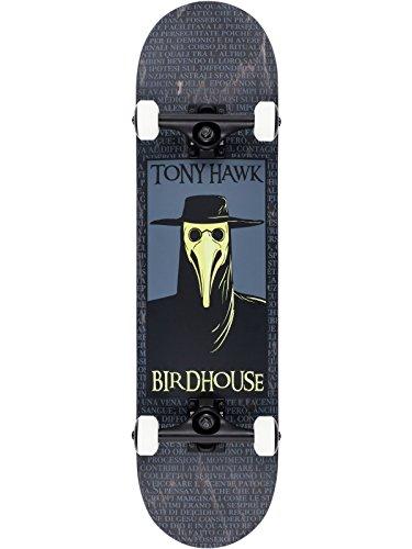 Birdhouse Skateboard Complete Deck Plague Doctor 8.0