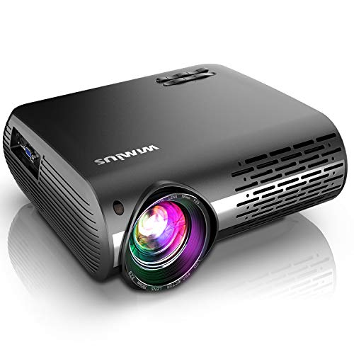 Video Projector 4k. YABER Y31 Native 1920x 1080P Projector