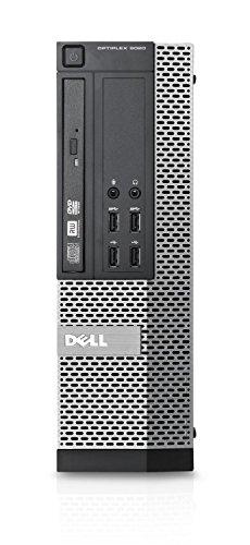 Dell OptiPlex 9020 SFF Compact PC (Intel Core i7-4790 3.3 GHz, 8 GB RAM, 500 GB HDD, Windows 7 Pro)