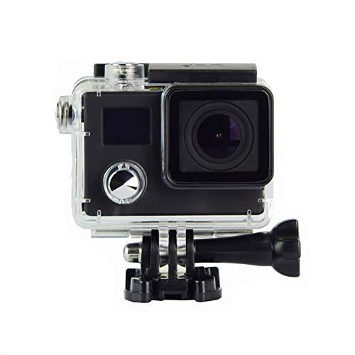 CYYMY Action Cam 1080p,Hyper Stabilizzazione Videocamera, Anti Shake Elettronico,Supporta Le Riprese Time Lapse,Fotocamera Impermeabile,per Nuoto,Surf E Immersioni, ECC,2