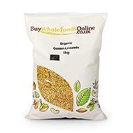 Organic Golden Linseed 1kg (Buy Whole Foods Online Ltd.)
