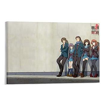 Best haruhi suzumiya poster Reviews