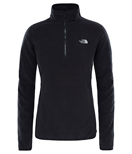 The North Face Tekware TNF Sudadera, Mujer, Negro (Tnf Black), S