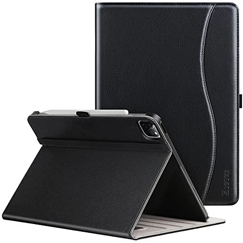 ZtotopCases for New iPad Pro 12.9 Case 2021, Premium Leather Folio Stand...