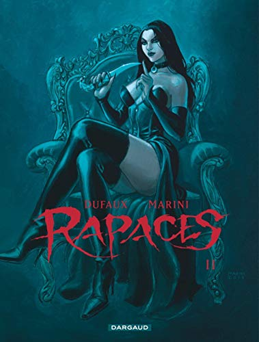 Rapaces - tome 2 - Rapaces - Tome 2