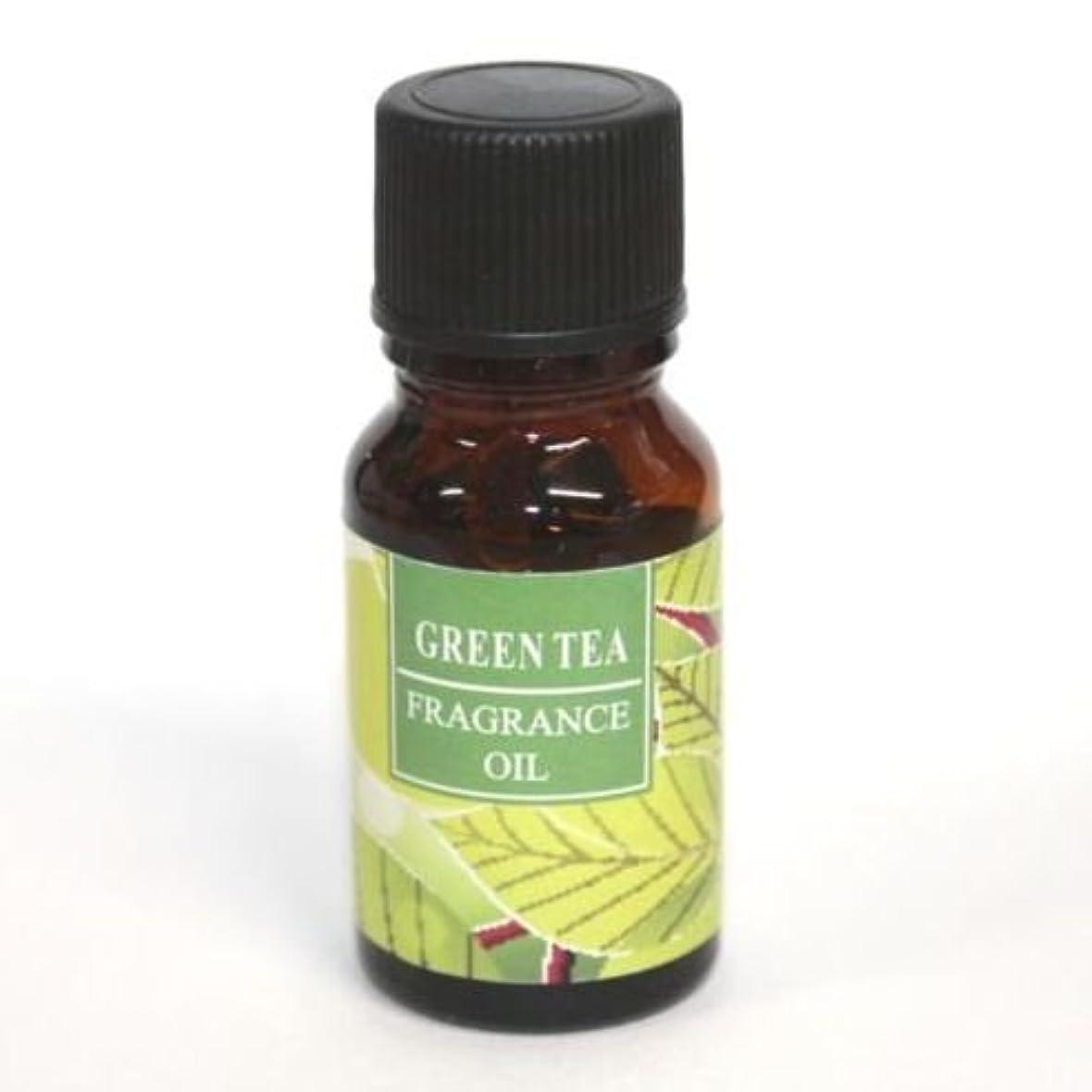広告する同化買い手RELAXING アロマオイル AROMA OIL フレグランスオイル GREEN TEA 緑茶の香り RQ-09