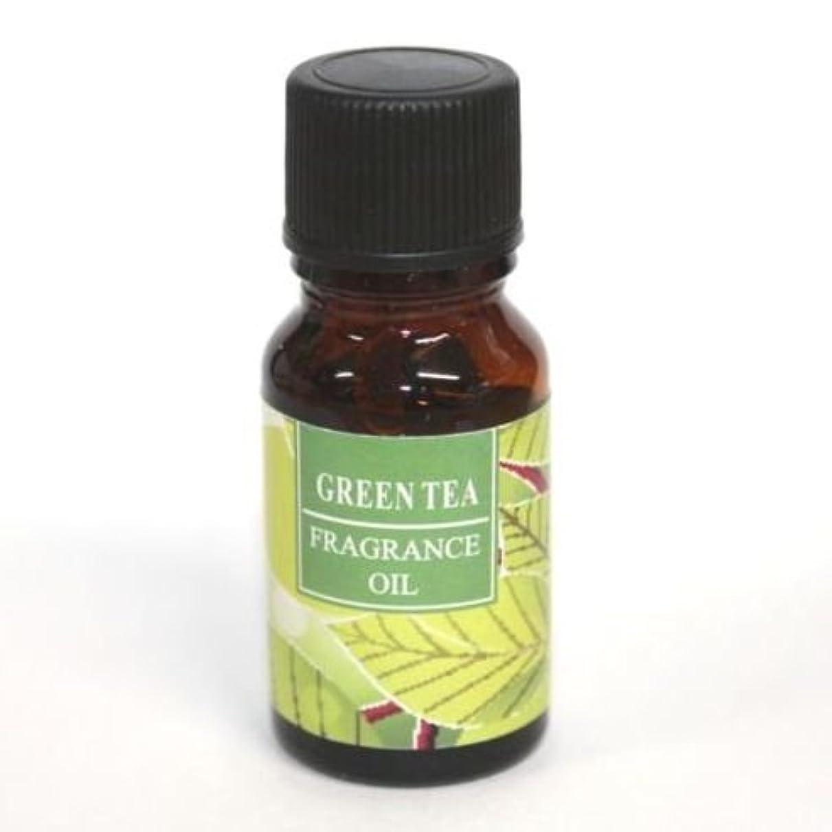 相続人不測の事態所属RELAXING アロマオイル AROMA OIL フレグランスオイル GREEN TEA 緑茶の香り RQ-09