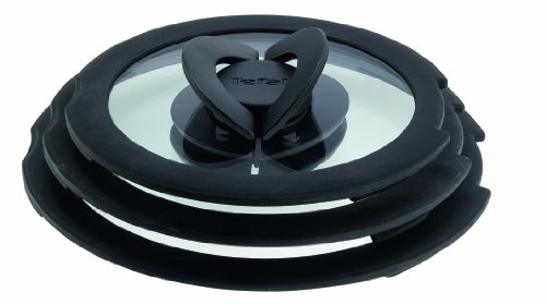 Tefal L99310 Ingenio Glasdeckel-Set 3-teilig 16/18/20 cm