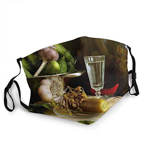 Comfortable fashion Face Mask Mouth Watering Fruit Mouth Face Protect Bandana Balaclavas Dust Mask