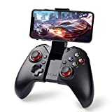controller per android wireless , powerlead gapo wireless senza fili classico gamepad smartphone game controller (con funzione mouse) per samsung htc moto addroid tv box tablet pc (9037)