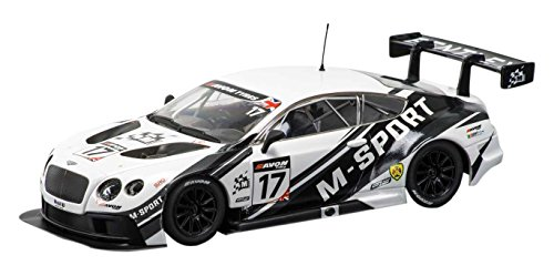 Scalextric - Sca3595 - Bentley Continental Gt3 - Echelle 1/32